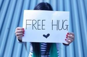 Mouvement Free Hug