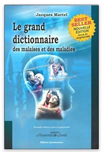 livre grand dictionnaire des malaises et des maladies