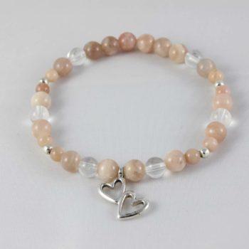 Bracelet Coeur à coeur